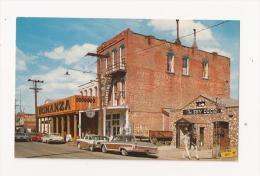 U S A VIRGINIA CITY NEVADA THIS HISTORIC STREET THE SAZARAC SALOON HOTEL SILVER DOLLAR BONANZA - Etats-Unis
