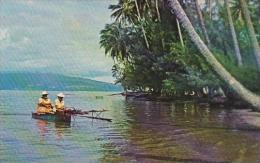 Thaitit A Tahitian Beach Scene