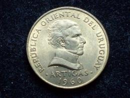 FV - URUGUAY 1960 - 5 CENTESIMOS UNC - Uruguay
