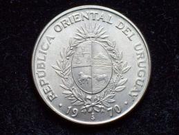 FV - URUGUAY 1970 -  50 PESOS UNC - Uruguay