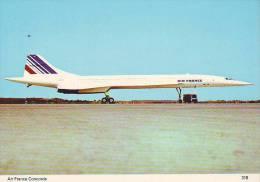 Air France Concorde - 1946-....: Moderne