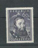 Autriche: 785 ** - 1945-60 Neufs