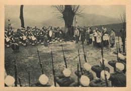 Troupes Françaises à Sainte-Odile - 9 Février 1945 - Très Bel Etat  (voir 2 Scans) - War 1939-45