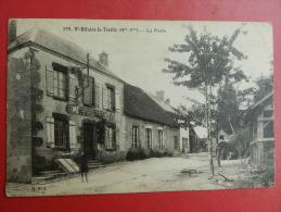 87 St Hilaire La Treille - La Poste - Andere Gemeenten