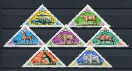 Mongolia 1977. Yvert 901-07 ** MNH. - Mongolia