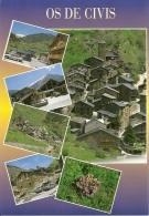 PRINCIPAT   D´  ANDORRA  .        OS DE CIVIS - Andorre