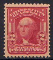 Stati Uniti 1903 Scott 319 II Type **/MNH VF - Unused Stamps