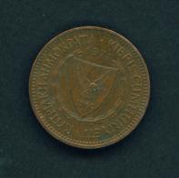 CYPRUS - 1971 5m Circ - Cyprus