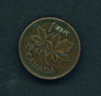 CANADA - 1941 1c Circ - Canada