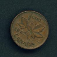 CANADA - 1942 1c Circ - Canada
