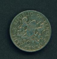KENYA - 1969 50c Circ - Kenya