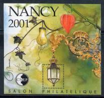"""#           ¤¤    Yvert CNEP N° 33  - """"Nancy 2001"""" - ¤¤ Neuf**  Luxe ¤¤ - CNEP"""
