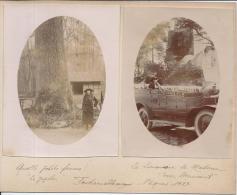 FONTAINEBLEAU - MONTIGNY SUR LOING - Pâques 1923 - Fontainebleau