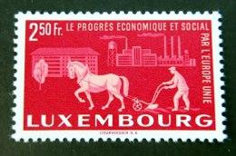 Mi.Nr. 481 Postfrisch - Luxemburg
