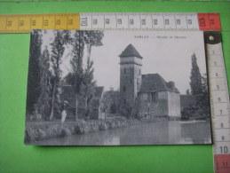 43) Sarlat : Carte Voeux 1993 :  Eq  Traditions Du Perigord :  Moulin De Moreau  2 Scans - Sarlat La Caneda