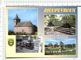 RIEUPEYROUX -  4 Vues - Autres Communes