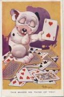 Speelkaarten  -  Cartes Des Jeux  :  Carte Fantasie    (   BONZO ) - Cartes à Jouer