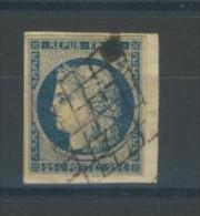FRANCE               ---    N°  4 - 1849-1850 Ceres