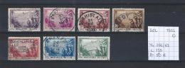 Sanatoria 1932 - Yv./OCB 356/62 Gest./obl./used - Used Stamps