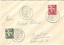Germany  1938  5 Jahrestag Der Machtergreifung Hitlers  Mi. 660-661 - Deutschland
