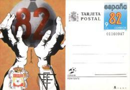 Spanien / Spain  - Ganzsache Postkarte Ungebraucht / Postcard Mint (s384) - Ganzsachen