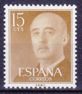 SPANJE - Michel - 1955 - Nr 1041 - MNH** - 1931-Aujourd'hui: II. République - ....Juan Carlos I