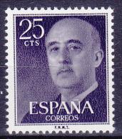 SPANJE - Michel - 1955 - Nr 1043 - MNH** - 1931-Aujourd'hui: II. République - ....Juan Carlos I