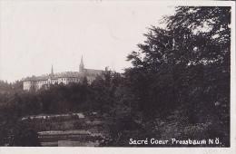 N.O.17  --  PRESSBAUM,  N. O.  --  SACRE COEUR  ---  1938 - Austria