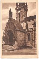 Dépt 29 - LANDIVISIAU - Porche De L'Église - Landivisiau