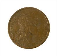 France - 2 Centimes -  Dupuis - 1911 - Bronze - TTB - B. 2 Centesimi