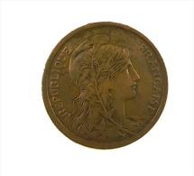 France - 2 Centimes -  Dupuis - 1912 - Bronze - TTB - B. 2 Centesimi