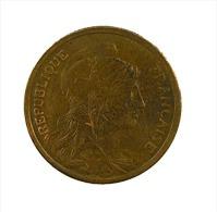 France - 2 Centimes -  Dupuis - 1914 - Bronze - TTB - B. 2 Centesimi