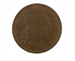 France - 2 Centimes -  Dupuis - 1914 - Bronze - TTB+ - B. 2 Centesimi