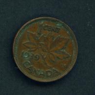 CANADA - 1939 1c Circ - Canada