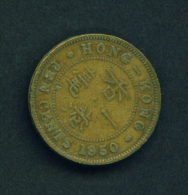 HONG KONG - 1950 10c Circ - Hong Kong