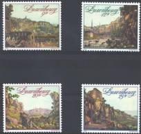 Luxembourg 1990 Yvertn°  1186-89 *** MNH Cote 7 Euro - Luxembourg