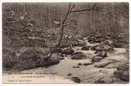 CP, 29, LE HUELGOAT, La Rivière D'Argent à La Sortie Du Gouffre, Dos Simple, Vierge - Huelgoat