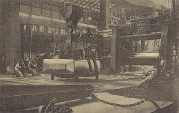 Panzerplatten-Walzwerk Der Firma KRUPP, Essen, Um 1912 - Ausrüstung