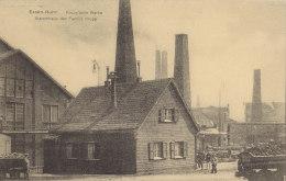 Stammhaus Der Familie Krupp,  Der Firma KRUPP, Essen, Um 1912, Kanonenfabrik - Ausrüstung