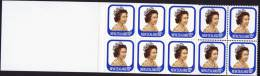 BOOKLET  10 X 10 ¢ Queen Elizabeth   MNH ** - Booklets