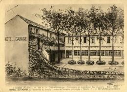 Jaujac Centre Touristique Hotel Du Nord - Non Classés