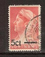 Suriname 212a Used ; Frankeerzegel 1945 - Suriname ... - 1975