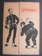 Lotterie Los Prokopp Österreich (Werbung)  ///  D*8387 - Lotterielose