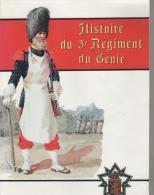 HISTOIRE DU 3ème Régiment Du Génie - Books