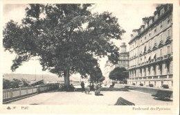 Pau. Boulevard Des Pyrénées. - Pau