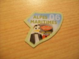 MAGNET LE GAULOIS 06 ALPES MARITIMES - Magneti