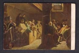130841 /  Artist W. HEINE - VERBRECHER IN DER KIRCHE CRIMINALS IN THE CHURCH , POLICE PEOPLE BOOK - E.A. SEEMANN 26 - Gevangenis