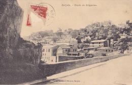 83 / BARJOLS / ROUTE DE BRIGNOLES / CIRC 1906 - Barjols