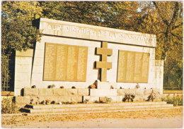 88. Gf. SENONES-EN-SALM. Monument Des Déportés - Senones
