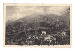 CARTOLINA DI SAN GREGORIO NELLE ALPI - BELLUNO - Belluno